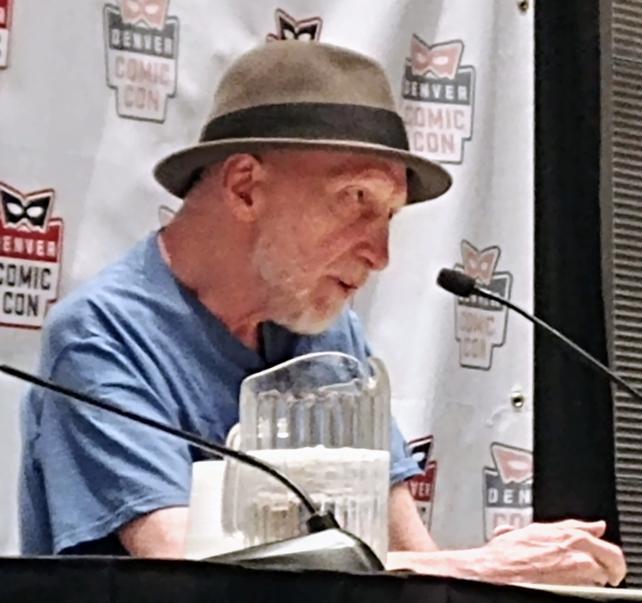 Comic book legend Frank Miller